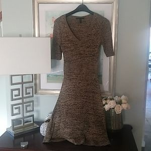 BCBG Sweater dress A line